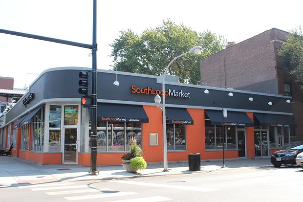 South Loop Market opened at 2955 N. Sheffield Ave. on Wednesday, filling the spot left vacant by Pompei last year.