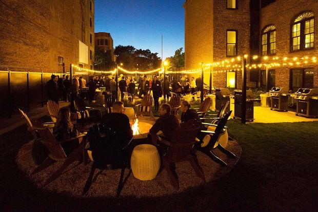 The Lawrence House is throwing one final hurrah this summer featuring music from DJ Greg #Feelgood this weekend.