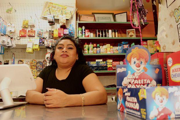 Vicky Vaquero, 47, donated as a