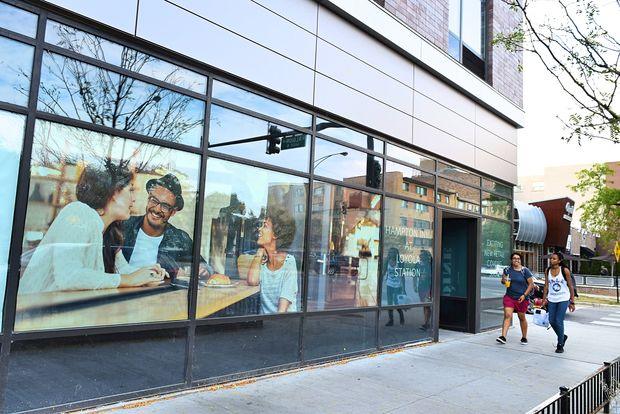The Hampton Inn at Loyola will see three new businesses next year.
