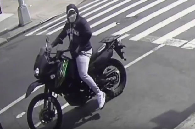 a motorcycle shooting  Gunman on Motorcycle Opens Fire at Car on Atlantic Avenue, Police ...