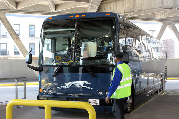 Greyhound offers 10 daily trips throughout the week from the George Washington Bridge Bus Terminal in Washington Heights.