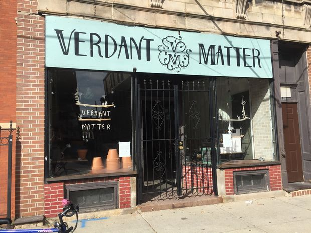 Verdant Matter closed Sunday and will reopen next month as The Shudio.