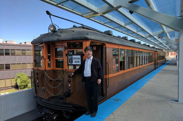 The CTA will roll out vintage train and bus rides around the Loop during its 70th anniversary celebration Sunday.