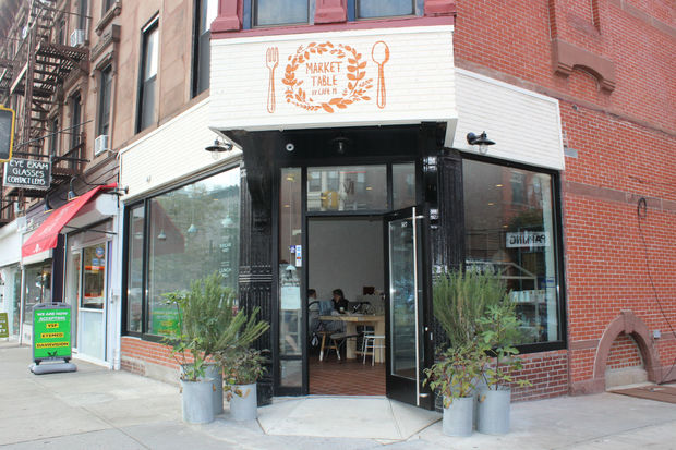 Gourmet eatery and cafe Market Table by Cafe M recently opened its doors this fallon Seventh Avenue and Garfield Place in Park Slope.