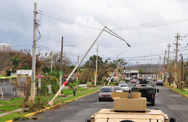 Sen. Dick Durbin called on the Trump Administration to do more to help Puerto Rico after Hurricane Maria.